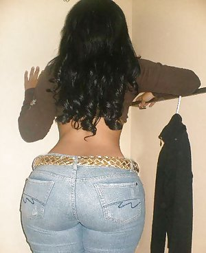Big Ass in Jeans Pictures