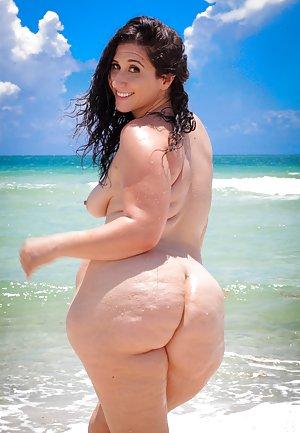 Beach Ass Pictures
